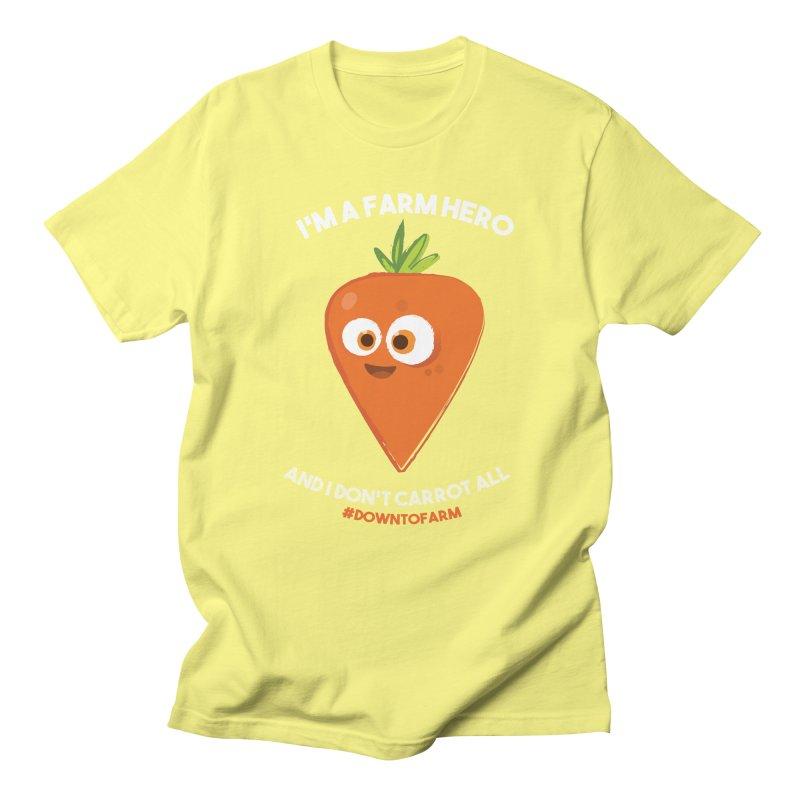 carrot Men's T-shirt by jesshanebury's Artist Shop