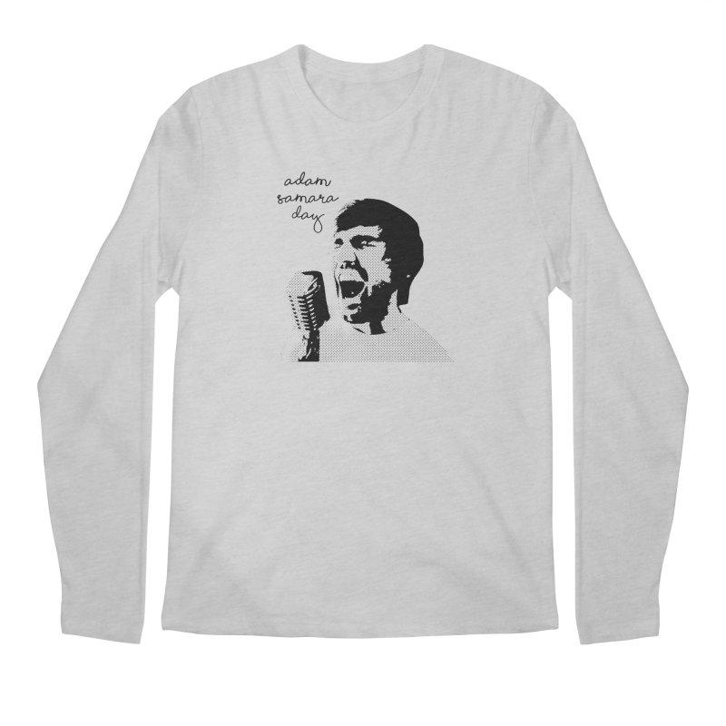 ASD Men's Regular Longsleeve T-Shirt by jesshanebury's Artist Shop