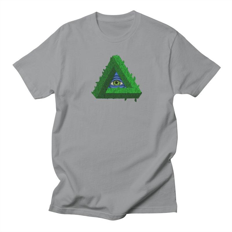 Penroseye Men's Regular T-Shirt by JesFortner