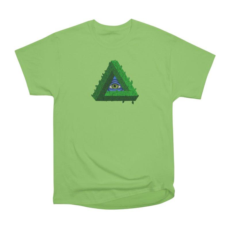 Penroseye Men's Heavyweight T-Shirt by JesFortner