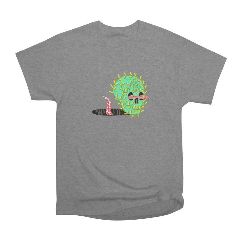 Came Up Snakes Eyes Full Women's Heavyweight Unisex T-Shirt by JesFortner