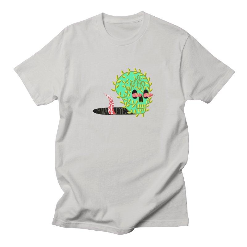 Came Up Snakes Eyes Full Women's Regular Unisex T-Shirt by JesFortner