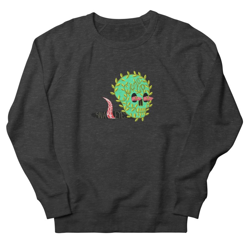 Came Up Snakes Eyes Full Men's Sweatshirt by JesFortner
