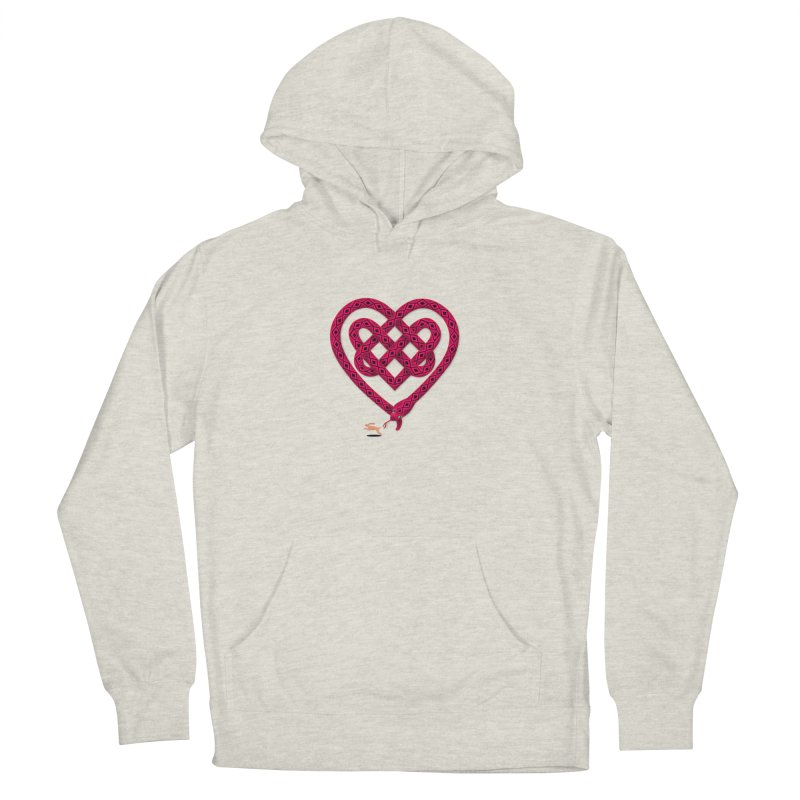 Knotted Heart Women's  by JesFortner