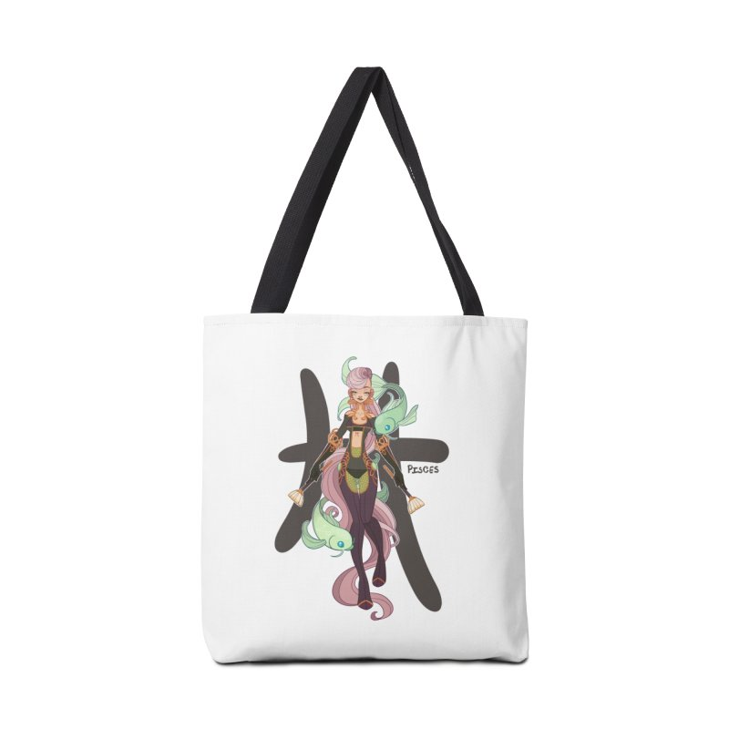 Pisces Accessories Bag by Jessica Madorran's Artist Shop