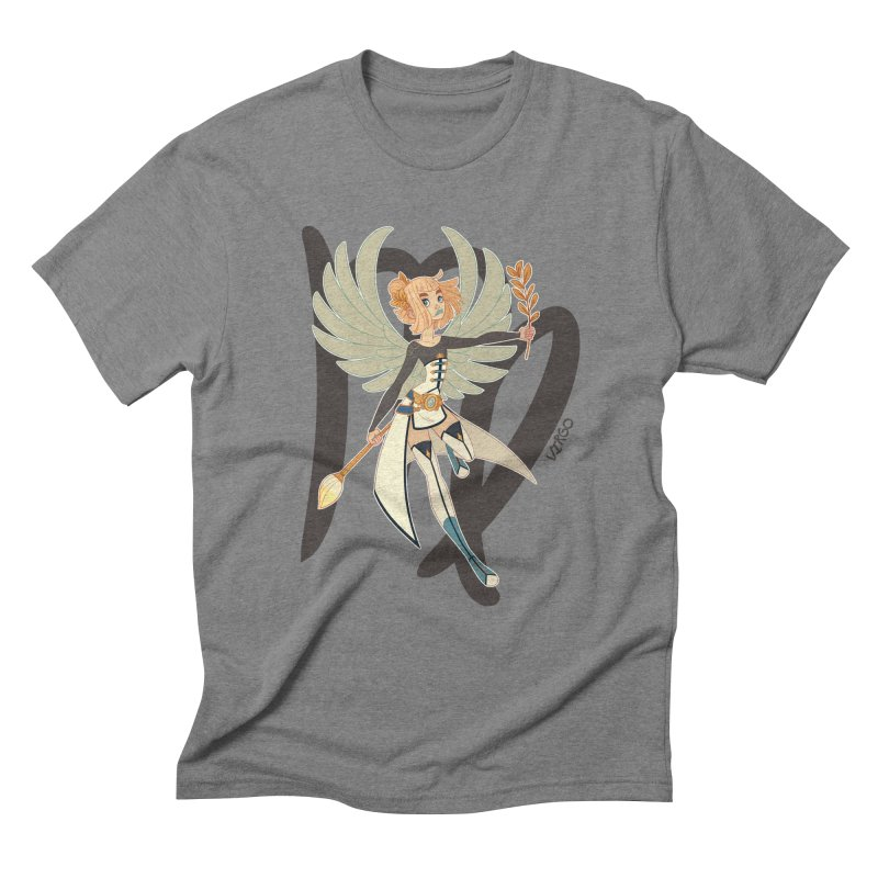 Virgo Men's Triblend T-shirt by Jessica Madorran's Artist Shop