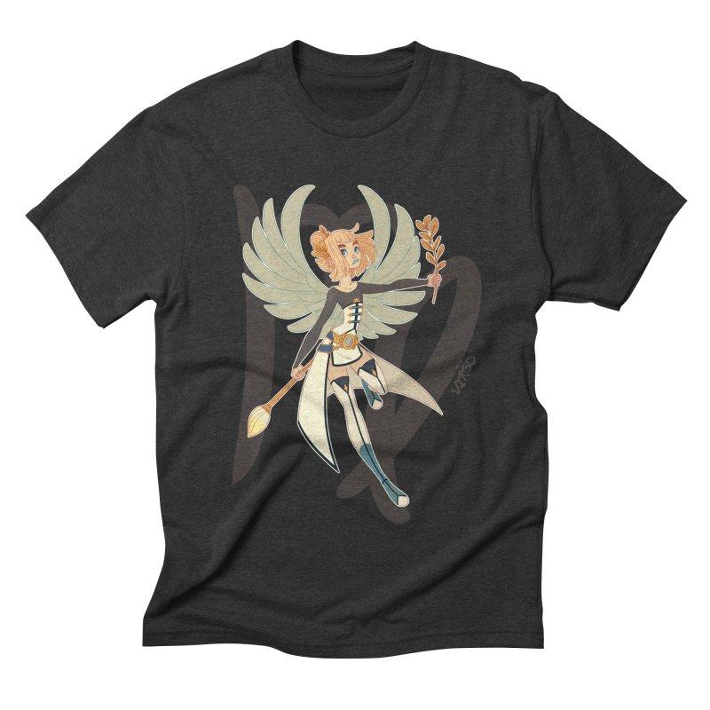 Virgo Men's Triblend T-shirt by Jessica Madorran's Artist Shop