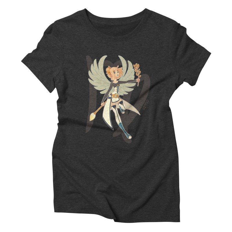 Virgo Women's Triblend T-Shirt by Jessica Madorran's Artist Shop