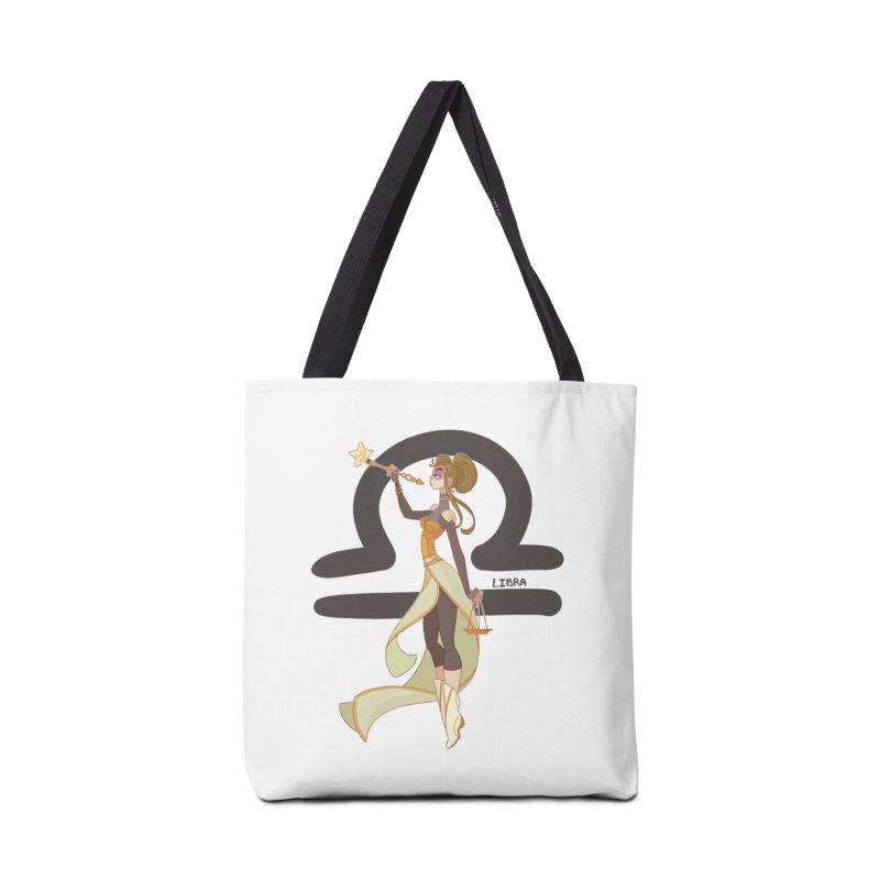 Libra Accessories Bag by Jessica Madorran's Artist Shop