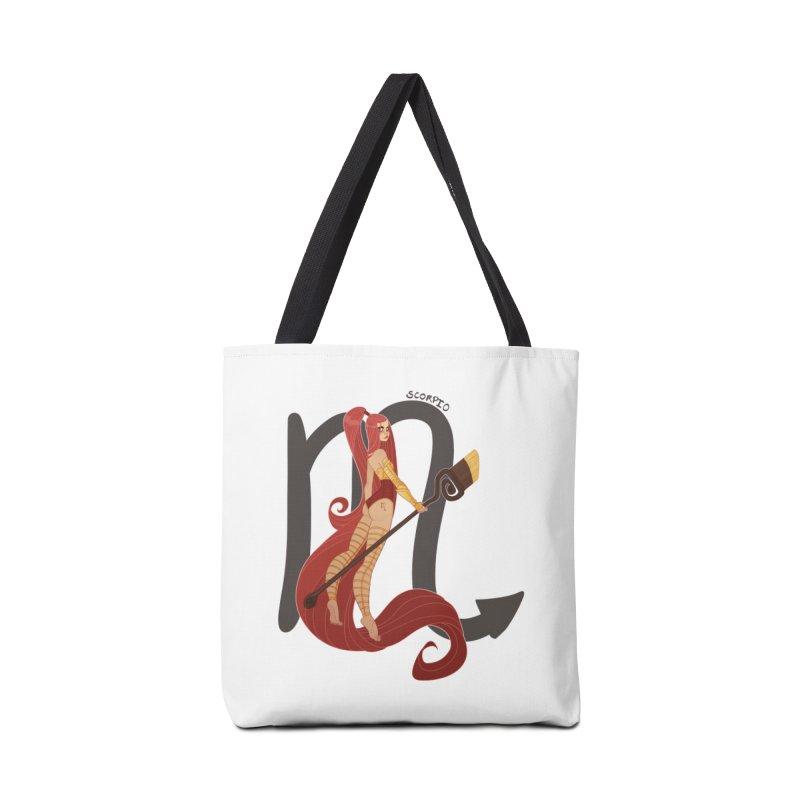 Scorpio Accessories Bag by Jessica Madorran's Artist Shop