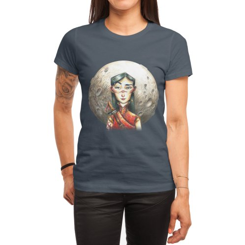 Design for The Swordswoman and the Moon