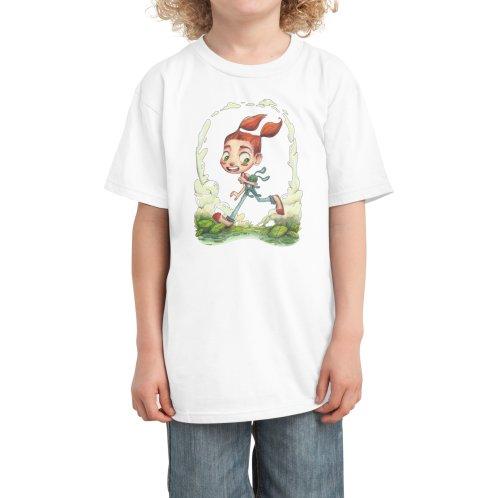 Design for Girl and Stuffed Bunny