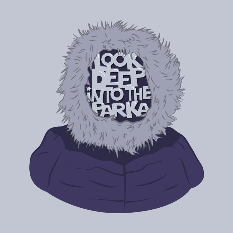 Look Deep Into The parka by Jessica Sinclair