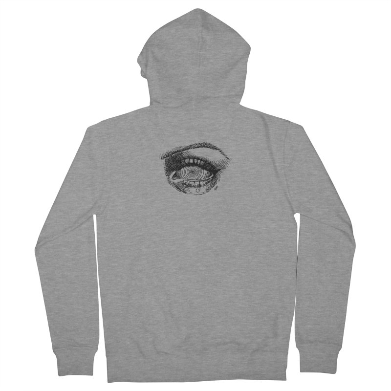 """""""spell"""" Men's French Terry Zip-Up Hoody by J. Lavallee's Artist Shop"""