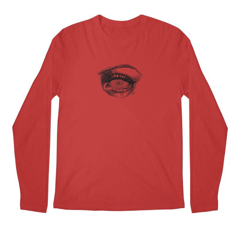 """spell"" Men's Regular Longsleeve T-Shirt by J. Lavallee's Artist Shop"