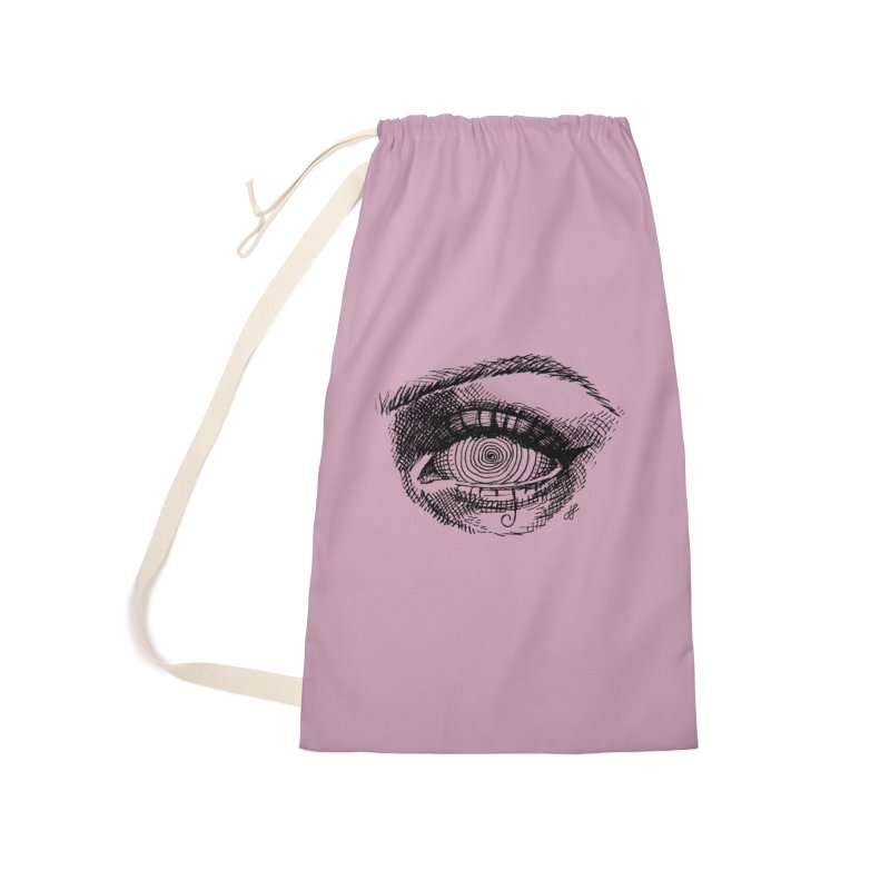 """spell"" Accessories Laundry Bag Bag by J. Lavallee's Artist Shop"