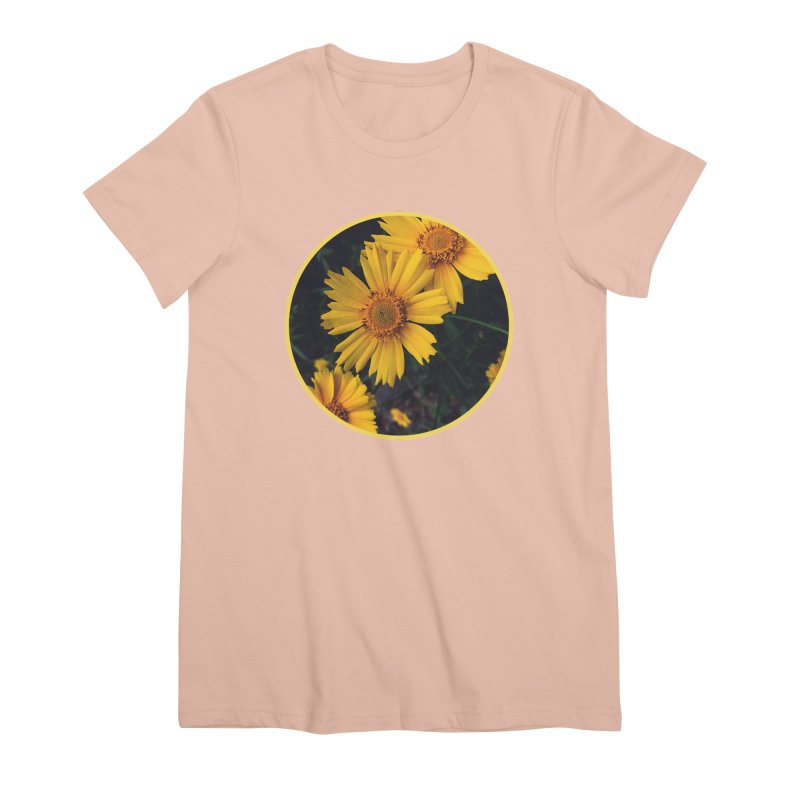 flowers #1 Women's T-Shirt by J. Lavallee's Artist Shop