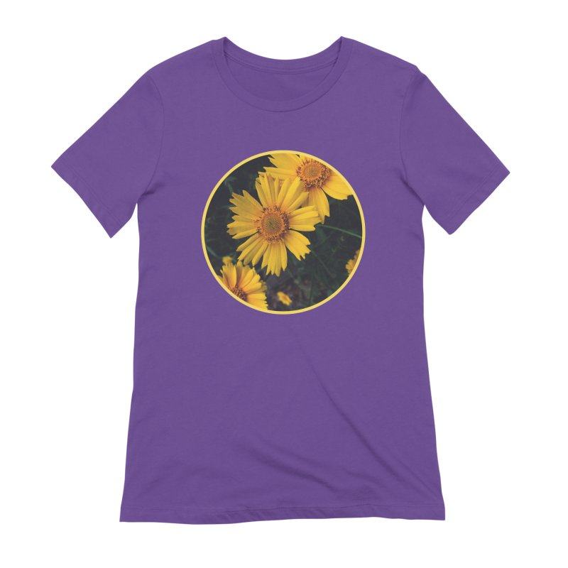flowers #1 Women's Extra Soft T-Shirt by J. Lavallee's Artist Shop