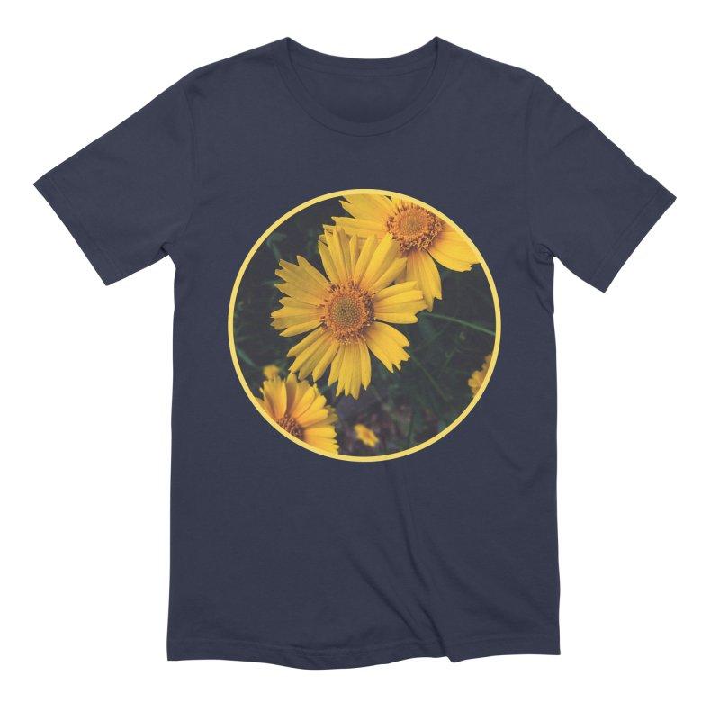 flowers #1 Men's Extra Soft T-Shirt by J. Lavallee's Artist Shop