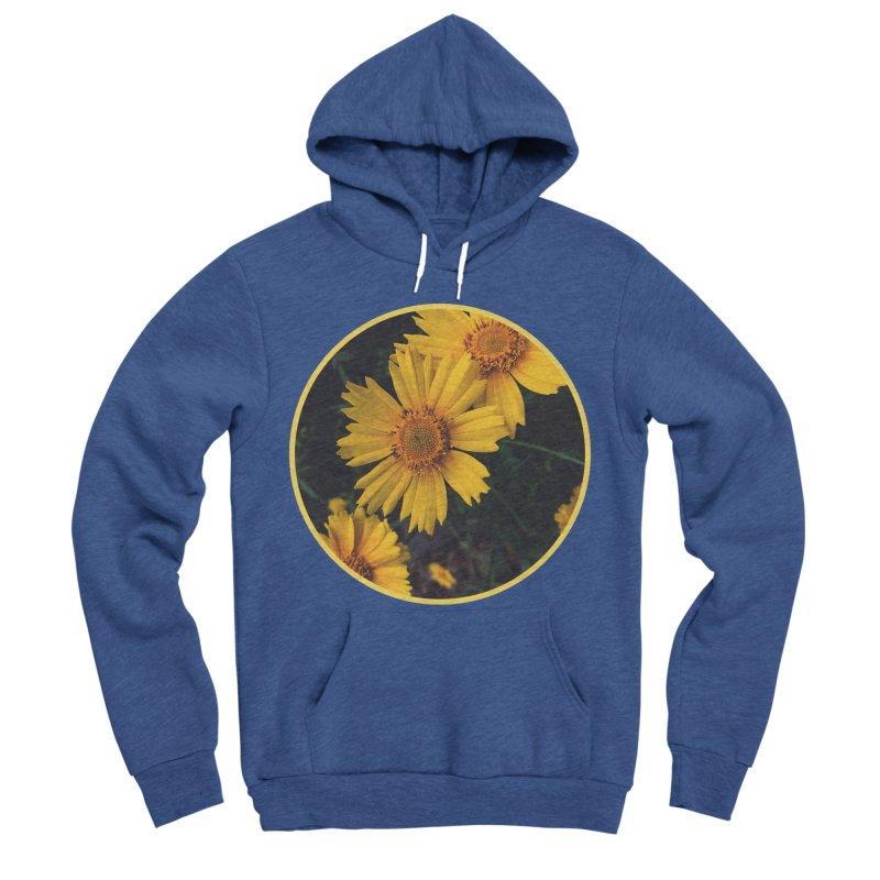 flowers #1 Men's Sponge Fleece Pullover Hoody by J. Lavallee's Artist Shop