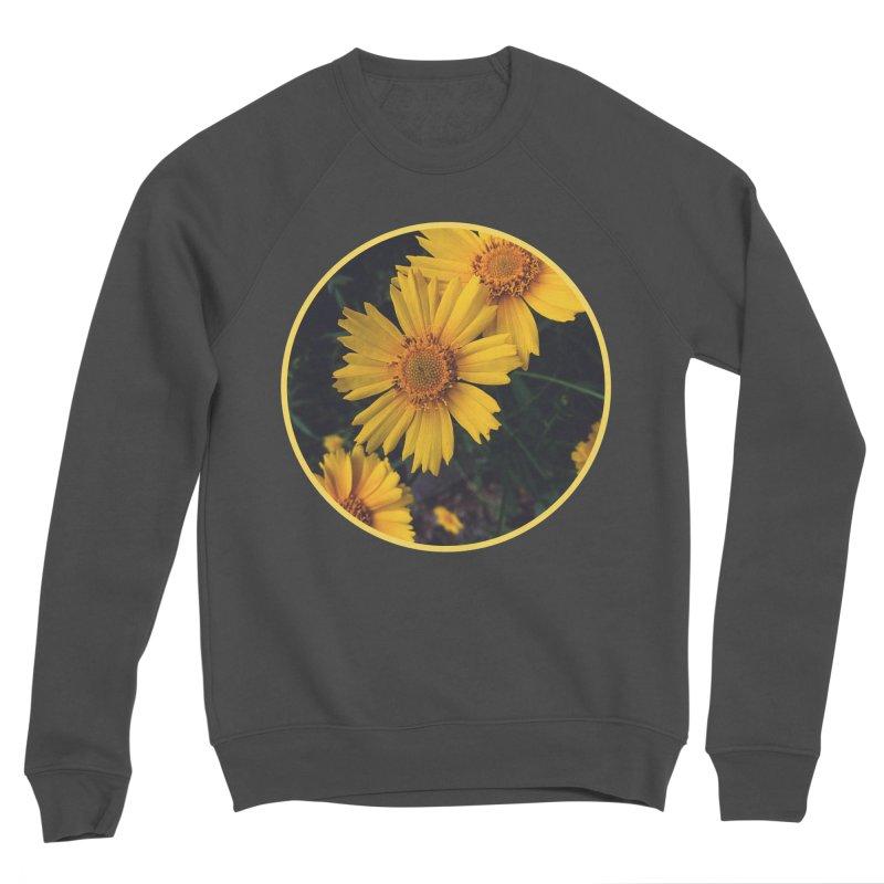 flowers #1 Women's Sponge Fleece Sweatshirt by J. Lavallee's Artist Shop