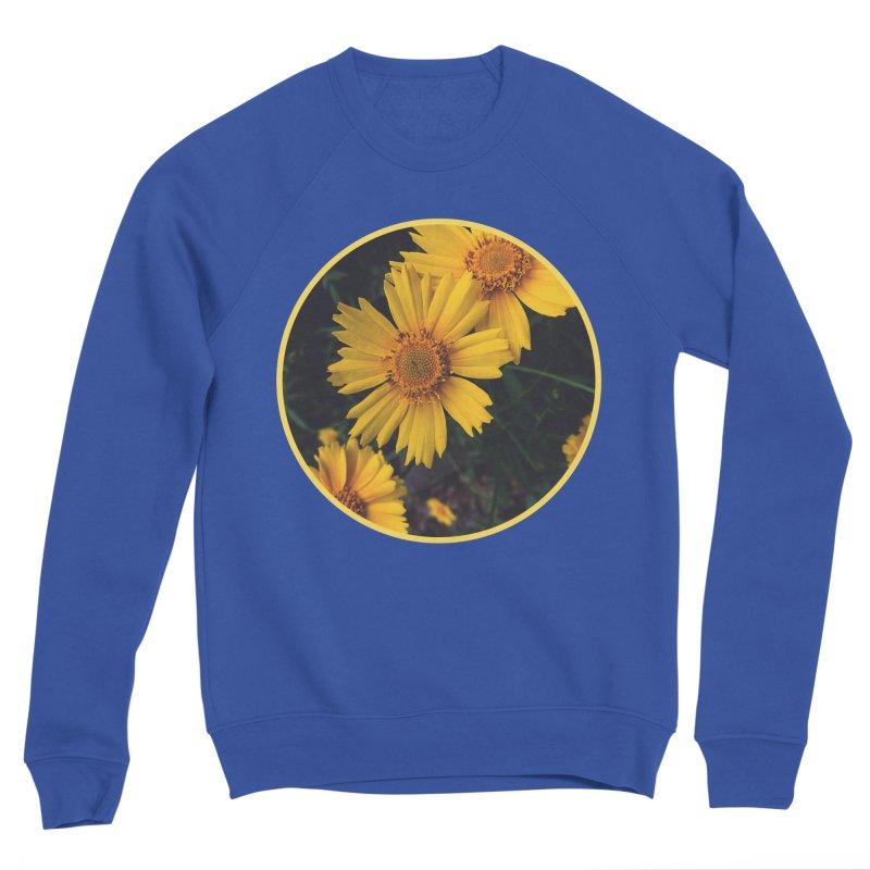 flowers #1 Men's Sweatshirt by J. Lavallee's Artist Shop