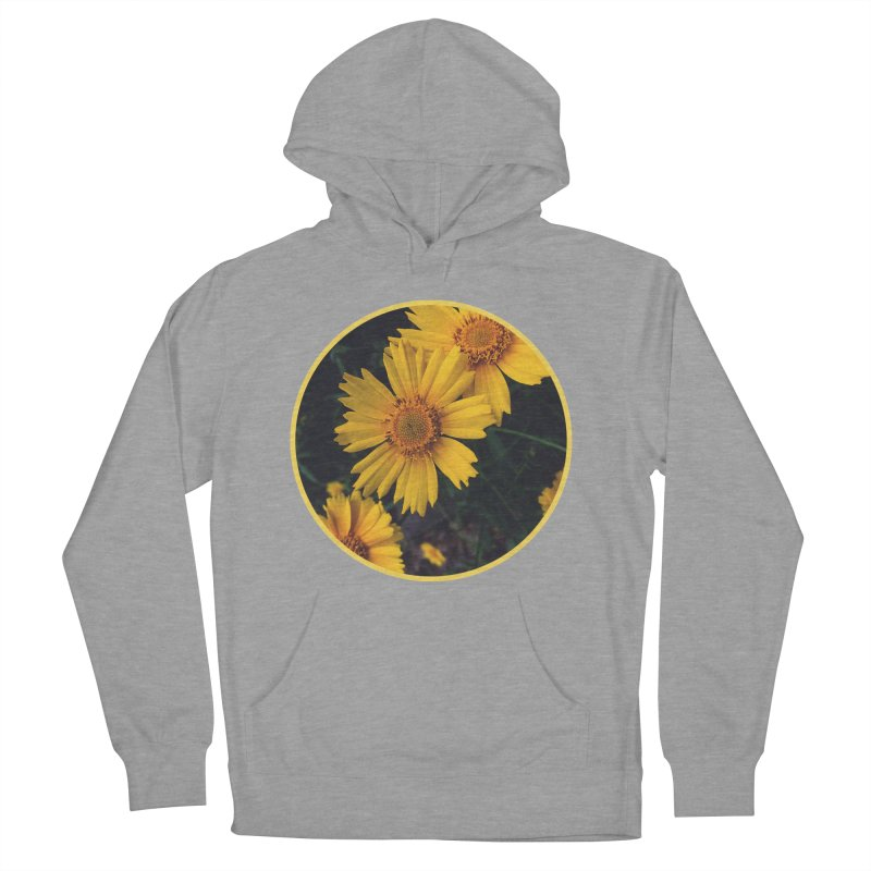 flowers #1 Women's French Terry Pullover Hoody by J. Lavallee's Artist Shop