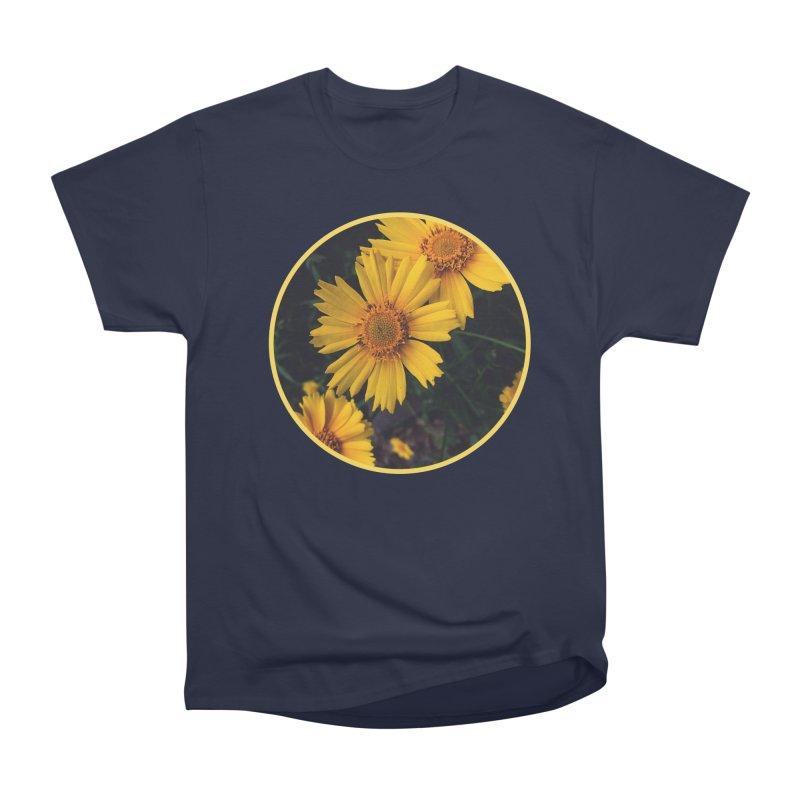 flowers #1 Women's Heavyweight Unisex T-Shirt by J. Lavallee's Artist Shop