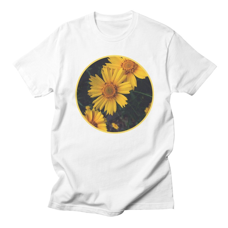 flowers #1 Women's Regular Unisex T-Shirt by J. Lavallee's Artist Shop
