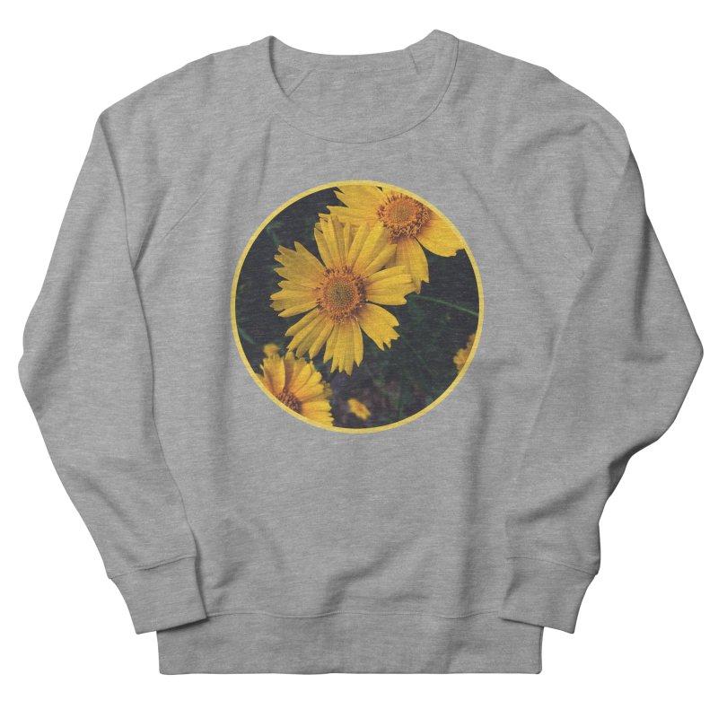 flowers #1 Women's French Terry Sweatshirt by J. Lavallee's Artist Shop