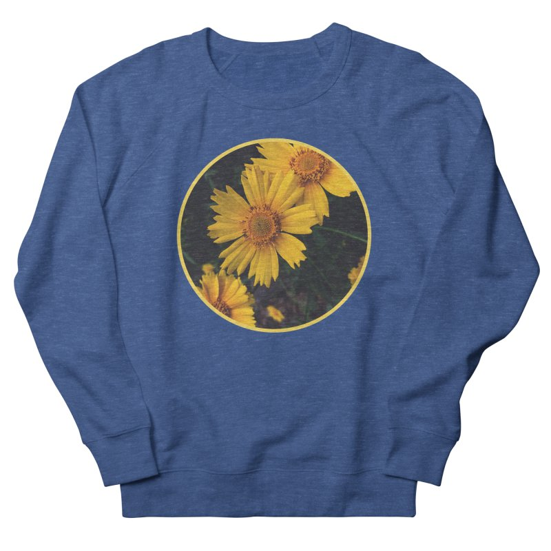 flowers #1 Men's Sweatshirt by J. Lavallee's Artist Shop