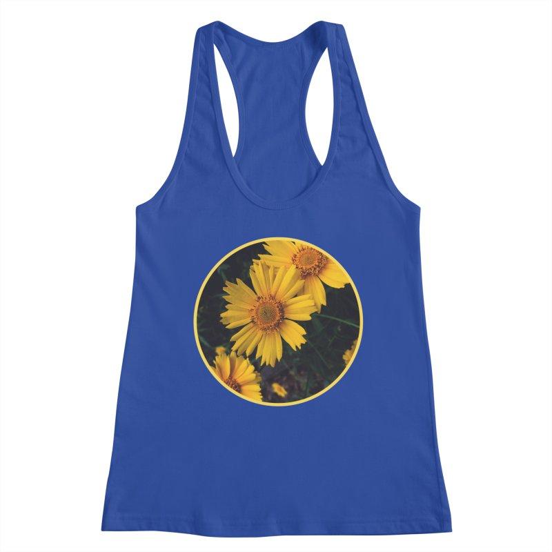 flowers #1 Women's Tank by J. Lavallee's Artist Shop