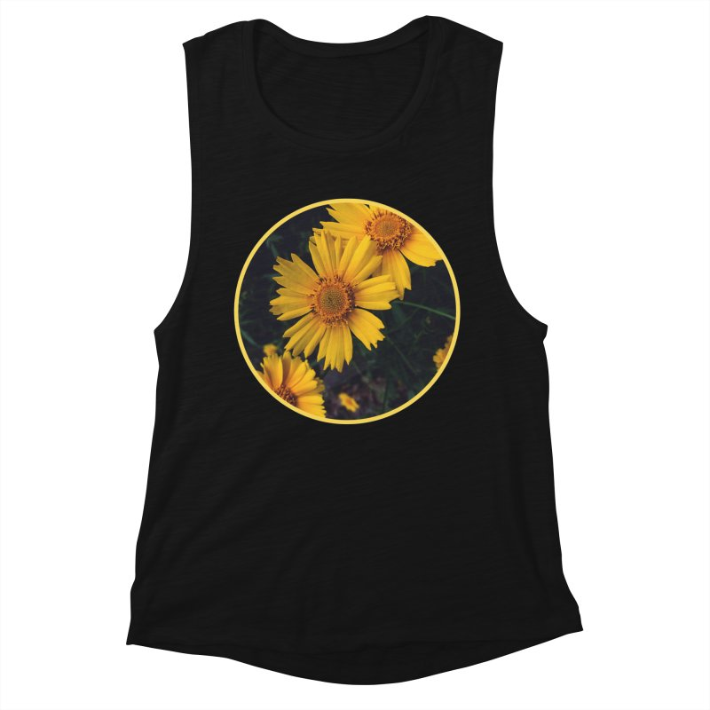 flowers #1 Women's Tank by J. Lavallee's Artist Shop
