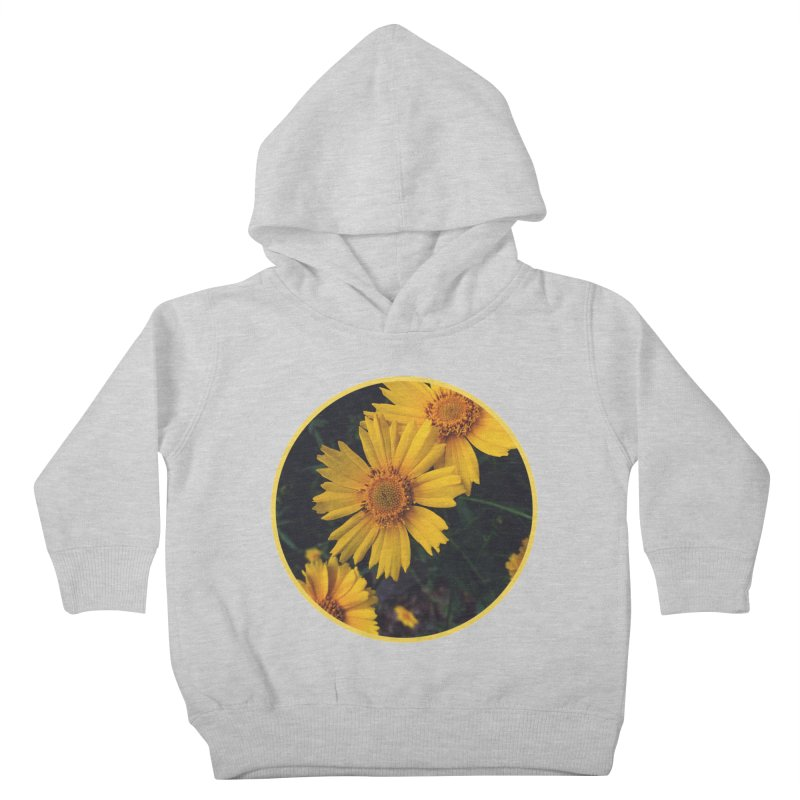 flowers #1 Kids Toddler Pullover Hoody by J. Lavallee's Artist Shop