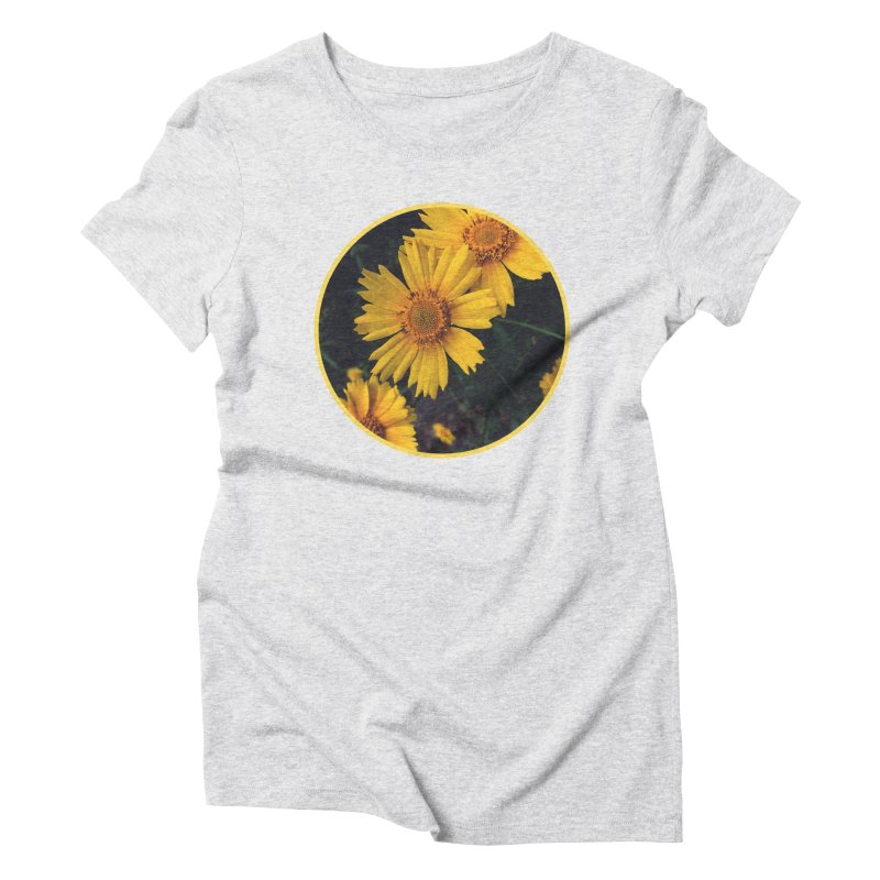 flowers #1 Women's T-Shirt by J. Lavallee's Artist Shop