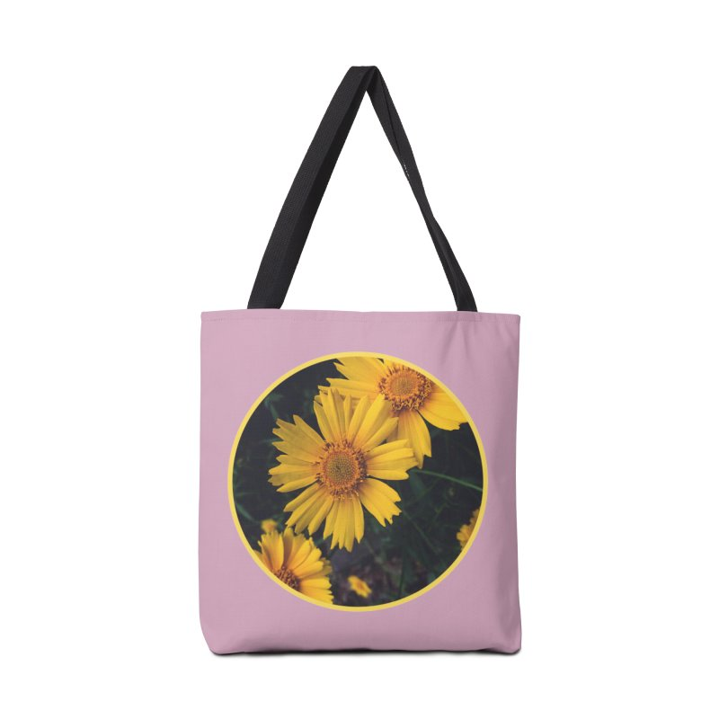 flowers #1 Accessories Tote Bag Bag by J. Lavallee's Artist Shop