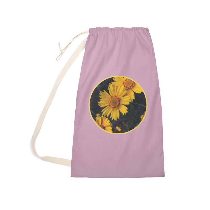 flowers #1 Accessories Laundry Bag Bag by J. Lavallee's Artist Shop