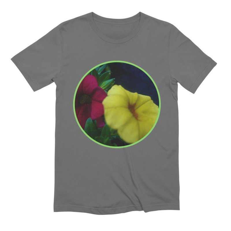 flowers #2 Men's T-Shirt by J. Lavallee's Artist Shop