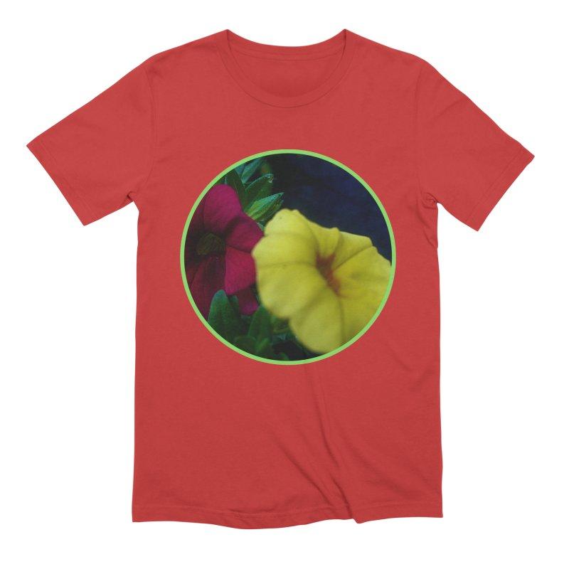 flowers #2 Men's Extra Soft T-Shirt by J. Lavallee's Artist Shop
