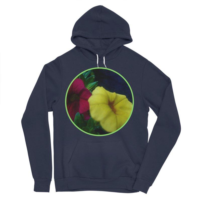 flowers #2 Women's Sponge Fleece Pullover Hoody by J. Lavallee's Artist Shop