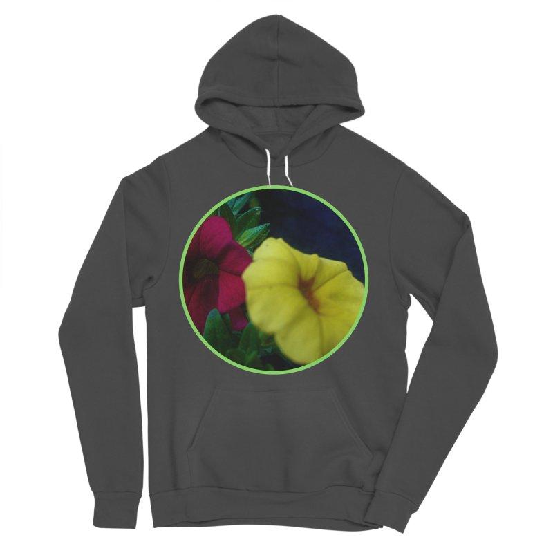 flowers #2 Men's Sponge Fleece Pullover Hoody by J. Lavallee's Artist Shop
