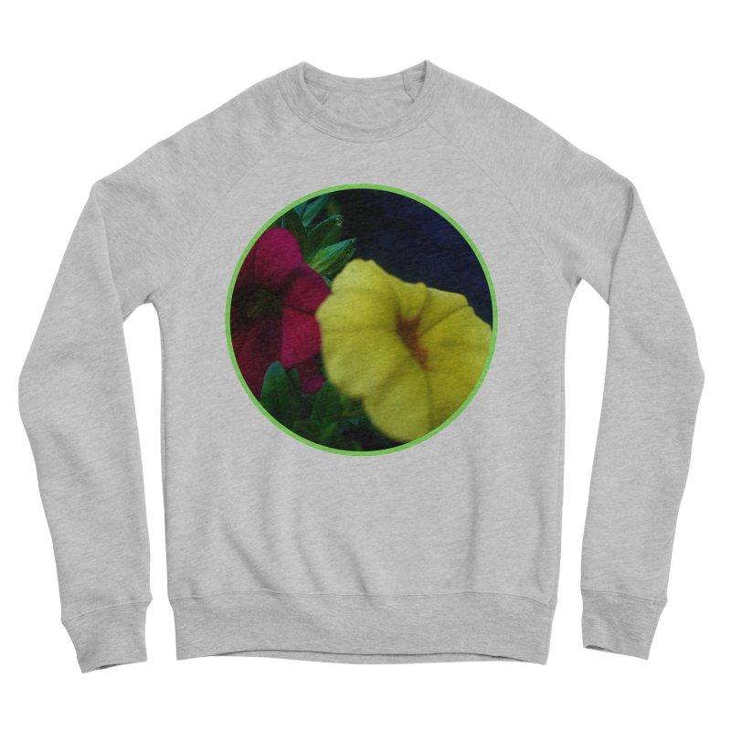 flowers #2 Men's Sponge Fleece Sweatshirt by J. Lavallee's Artist Shop