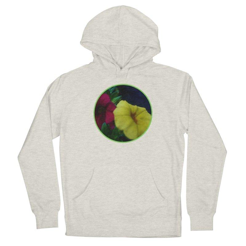 flowers #2 Men's Pullover Hoody by J. Lavallee's Artist Shop