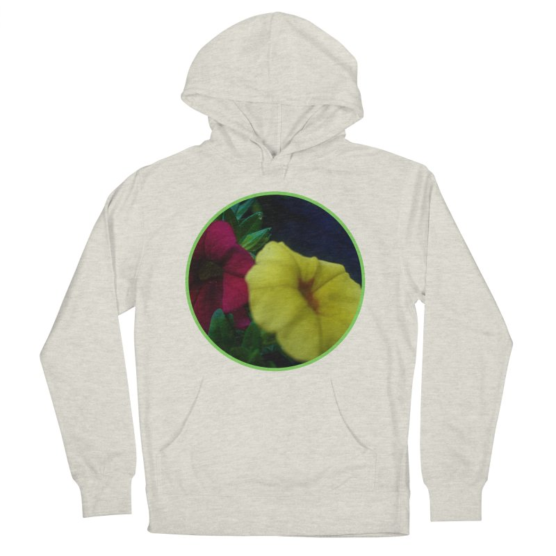 flowers #2 Women's French Terry Pullover Hoody by J. Lavallee's Artist Shop