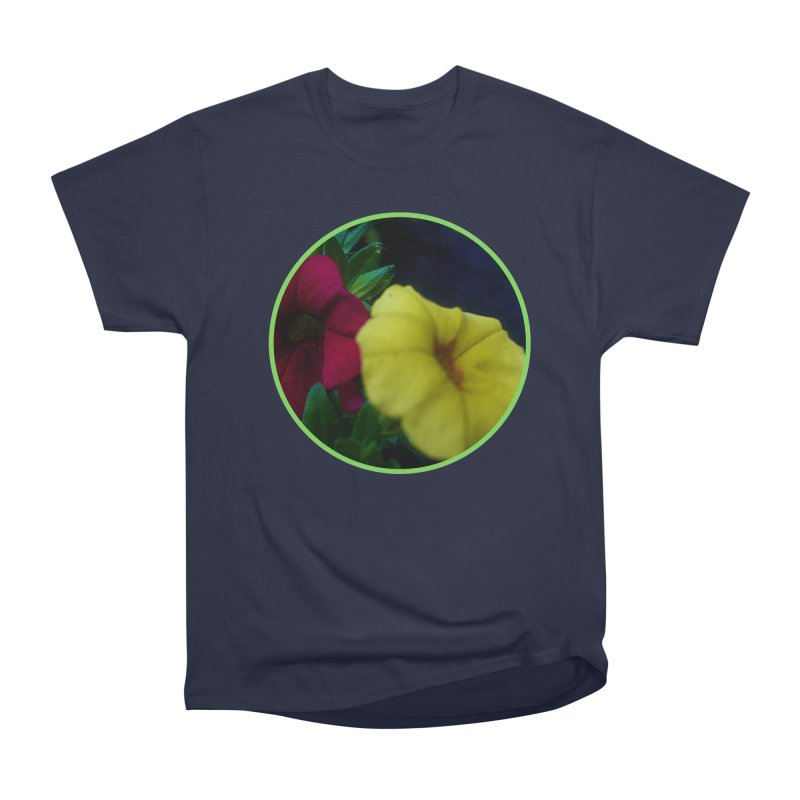 flowers #2 Women's Heavyweight Unisex T-Shirt by J. Lavallee's Artist Shop