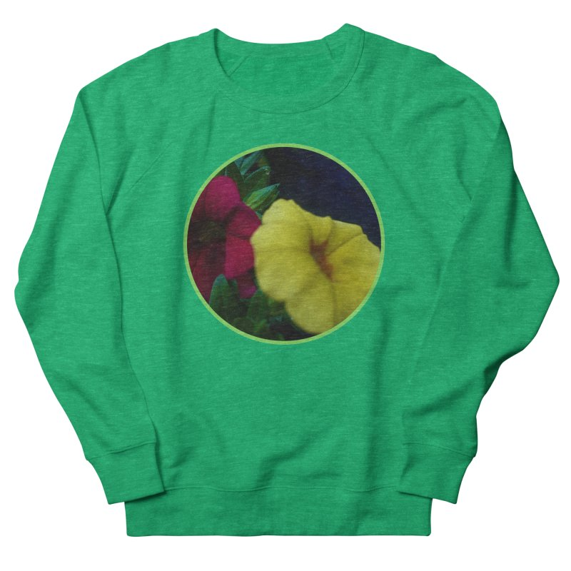 flowers #2 Women's Sweatshirt by J. Lavallee's Artist Shop