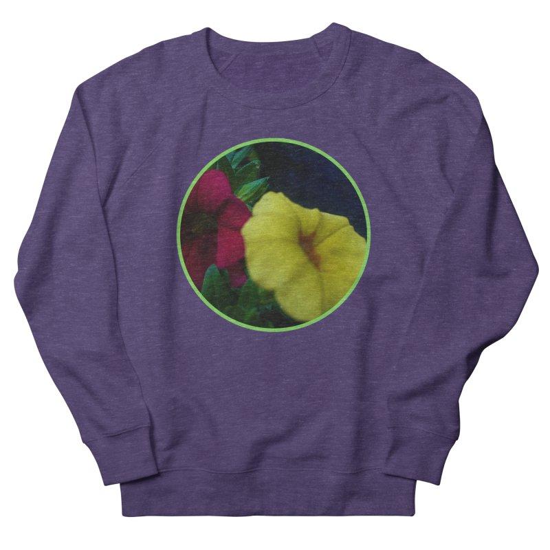 flowers #2 Men's Sweatshirt by J. Lavallee's Artist Shop