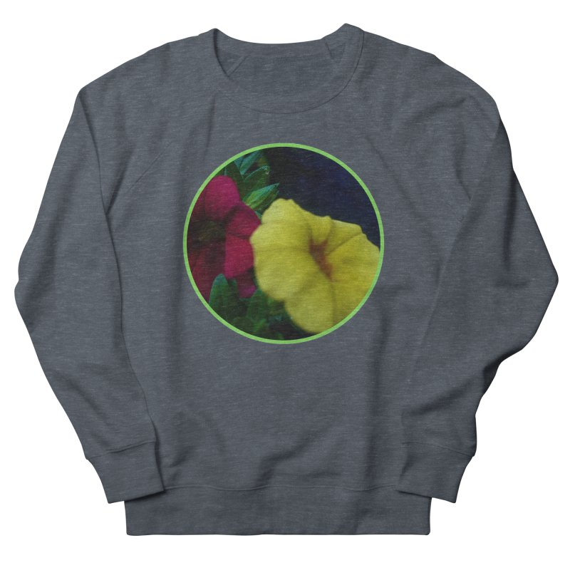 flowers #2 Men's Sweatshirt by J. Lavallee's Artist Shop