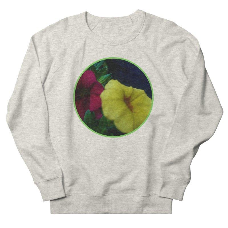 flowers #2 Men's French Terry Sweatshirt by J. Lavallee's Artist Shop