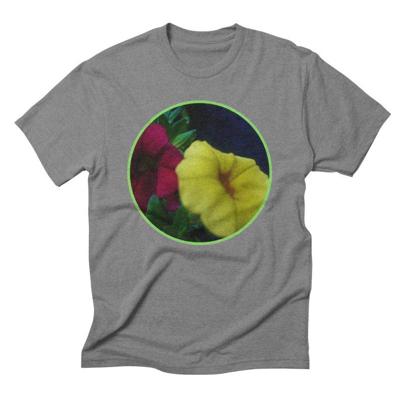 flowers #2 Men's Triblend T-Shirt by J. Lavallee's Artist Shop